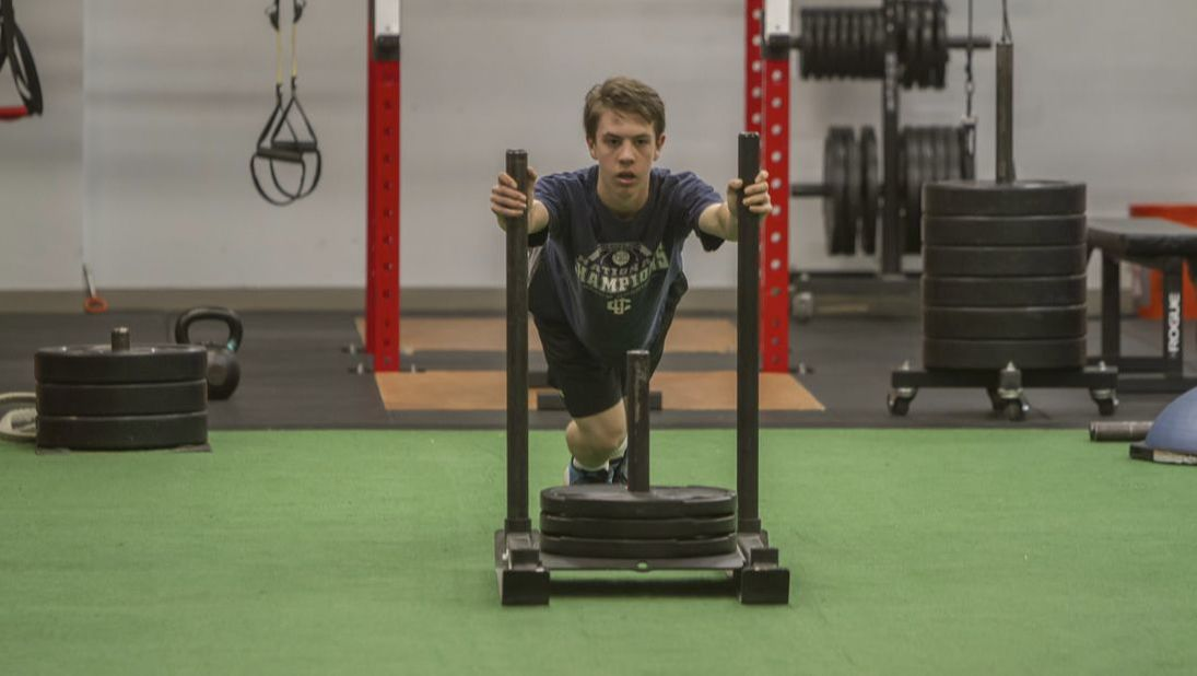 Youth Speed and Strength Training | Perfect Performance NOVA