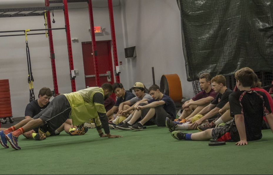 Baseball Strength Workout | Perfect Performance NOVA