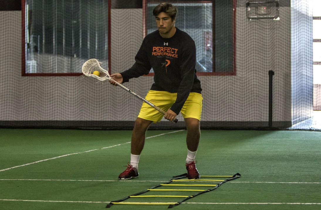 lacrosse footwork training for youth
