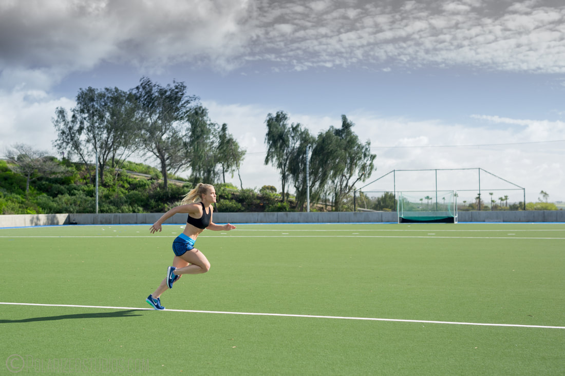speed and agility training for field hockey