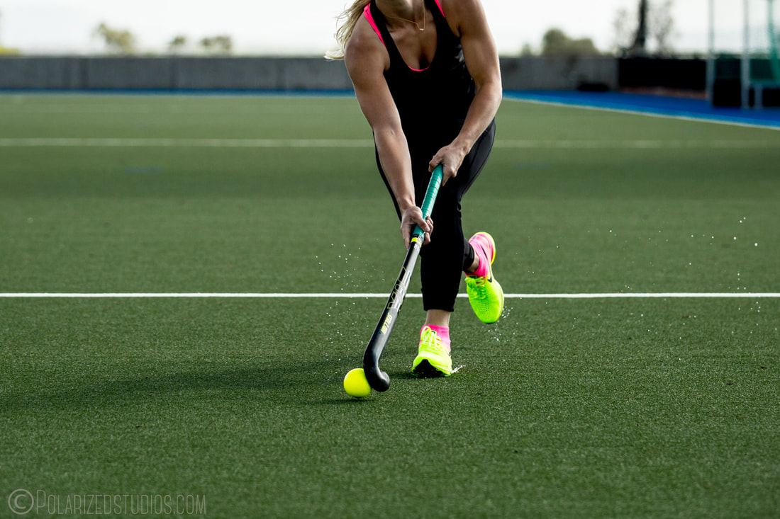 field hockey dribbling drills training PP Nova